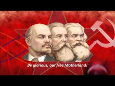 Hymn of the USSR - Red Army Choir (English Sub.) - YouTube