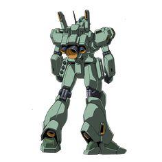 RGM-89D ジェガン