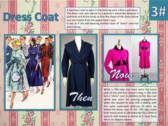 1950'S DRESS COAT
