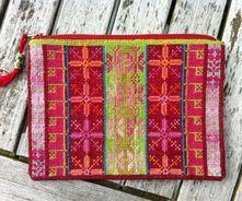 red-purse Red Purses, Needlework, Illustrator, Embroidery, Boho, Inspiration, Patterns, Design, Biblical Inspiration