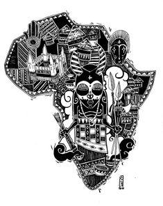 Magic Africa by Catell-Ruz.deviantart.com on @DeviantArt