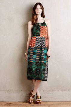 Mocoa Dress - anthropologie.com