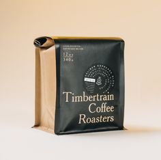 Timbertrain Coffee Roasters on Behance