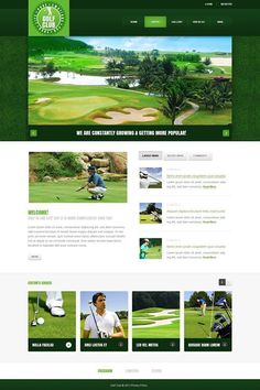 I want it! What about you?   Golf Joomla Template CLICK HERE! live demo  http://cattemplate.com/template/?go=2igjF0N