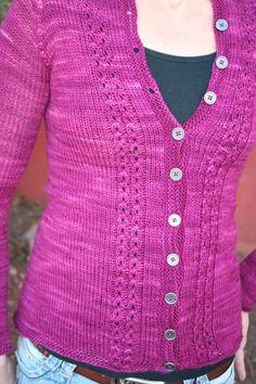 (6) Name: 'Knitting : Marian Cardigan