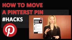 How to Move a Pinterest Pin