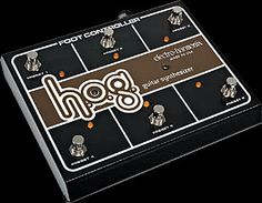 Electro-Harmonix HOG Foot Controller Pedalboard, Music Instruments, Rome, Musical Instruments
