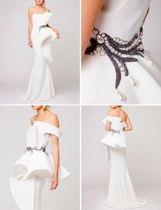 New Fashion Runway 2019 Fall Winter Ideas Couture Dresses, Bridal Dresses, Fashion Dresses, Prom Dresses, Wedding Dress, Elegant Dresses, Pretty Dresses, Beautiful Dresses, Couture Fashion