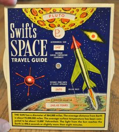 Swifts Space Travel Guide