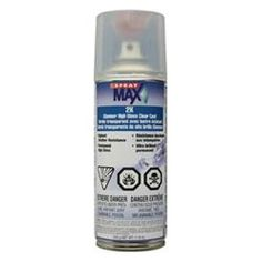 USC Spray Max 2k High Gloss Clearcoat Aerosol