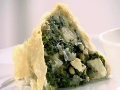 Spinach Pie from FoodNetwork.com