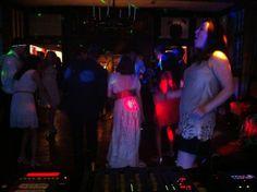 DJing at Old Colehurst Mannor