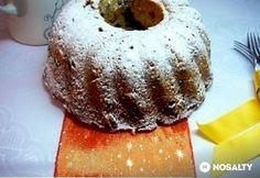 Császárkuglóf Ring Cake, Pound Cake, Scones, Doughnut, Pancakes, Bakery, Food And Drink, Pudding, Cookies