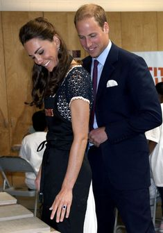 they're so adorable #katemiddleton #princewilliam