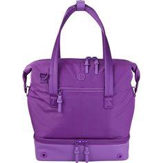 Modal - Athletic Concept Tote Laptop Bag - Purple - Front Zoom