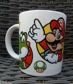 Mario and Yoshi mug!!!
