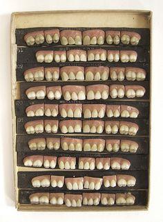 Metalite Teeth.
