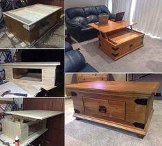 Práctico mueble