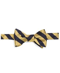 BB#4 Repp Bow Tie Gold