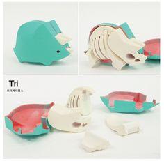 New Toys Box Design Behance Ideas Toys For Girls, Kids Toys, Do It Yourself Inspiration, Kitsch, 3d Prints, Vinyl Toys, Designer Toys, Wood Toys, Toy Boxes