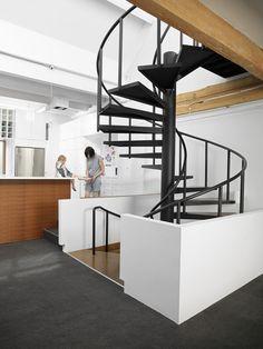 Crosstown Loft Campos Leckie Studio