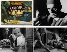 The Mummy Classic Monsters, Horror, Vintage, Vintage Comics