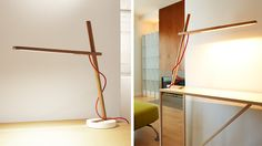 Pablo Designs Clamp light