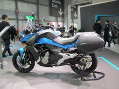 Chinese manufacturer CF Moto have expanded their 650cc parallel twin range with the introduction of the 650MT