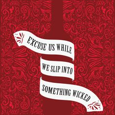 Limited Edition Wicked Red Blend Bottle Reveal 2014 #GetWicked