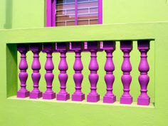 Colours, Bo-Kaap, Cape Town