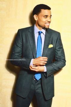 Photo of Michael Ealy for fans of ScarletWitch 31752387 Fine Black Men, Gorgeous Black Men, Beautiful Men Faces, Fine Men, Most Beautiful Man, Beautiful People, Pretty Men, Sharp Dressed Man, Well Dressed Men