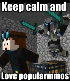 Keep calm and Love popularmmos - KEEP CALM AND CARRY ON Image ... #artsandcrafts