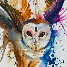 """Feito por @skazxim   #coruja #owl #tattoo #tatuagem #tattoo2me #recife"""