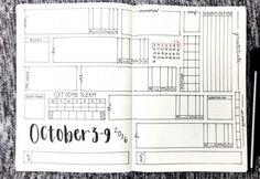 Weekly Spread: October 3-9, 2016