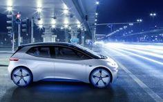 WALLPAPERS HD: Volkswagen ID Concept