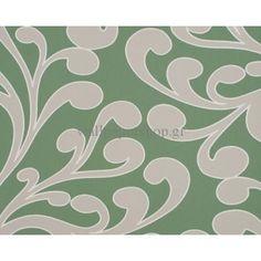 Ταπετσαρίες Τοίχου :: Κλασικές :: The Studio Collection Green No 3227 - WallpaperShop