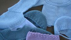 PUNTO OCHOS FALSOS Knitting For Kids, Baby Knitting, Crochet Baby, Crochet Bikini, Knit Crochet, Pull Bebe, Knit Edge, Bebe Baby, Bind Off