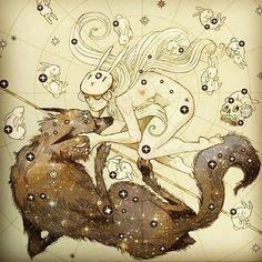 Chiara Bautista _ASYLUM ART_ Best French Art Blog - Amazing Illustrations by Artist Chiara Bautista ...
