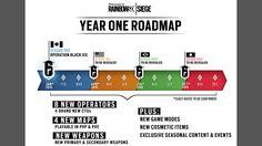 rainbow six roadmap - Поиск в Google