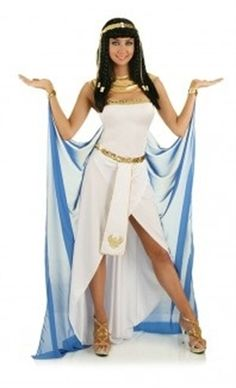 Sexy Cleopatra Costume - CB Accessories