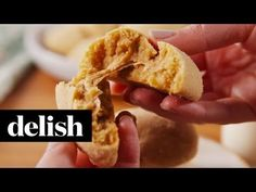 Best Peanut Butter Stuffed Cookies - How to Make Peanut Butter Stuffed Cookies