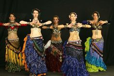 ❤️ ATS ohhh I love this style #bellydance #ats