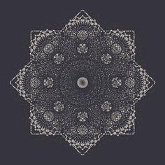 Psychodelic Self-Repeating GIFs By Erik Söderberg.