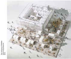 Gallery of 3 Winners of the 2016 Young Talent Architecture