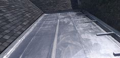 Waterproofing serviced with Silver Aluminium Paint