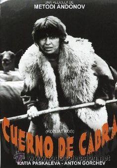 Cuerno de cabra (1972) Bulgaria. Dir: Metodi Andonov. Drama. S. XVII. Vida rural - DVD CINE 691