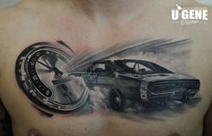 Tattoo-Foto: Charger