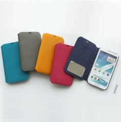 Cushion Galaxy Note 2 Case
