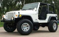 jeep wrangler white 2 door - Google Search