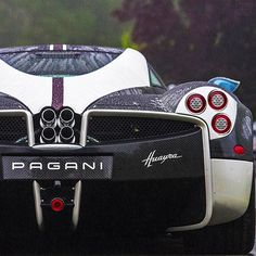 Psychedelic Pagani                                                                                                                                                                                 More
